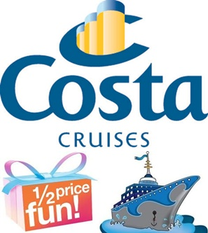 Costa repositioning cruise deals