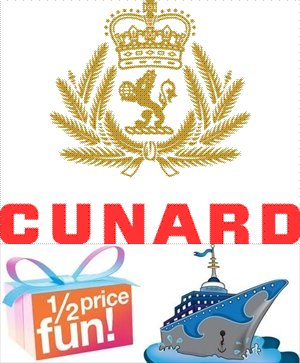 Cunard repositioning cruise deals