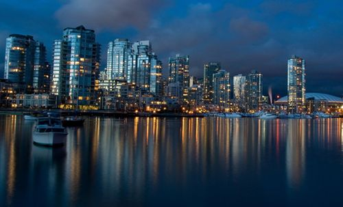Repositioning Cruises to Vancouver BC in Spring