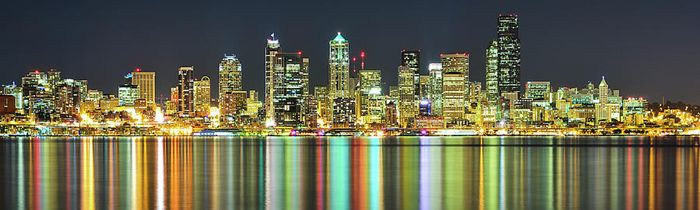 Repositioning cruise Seattle to Vancouver Canada