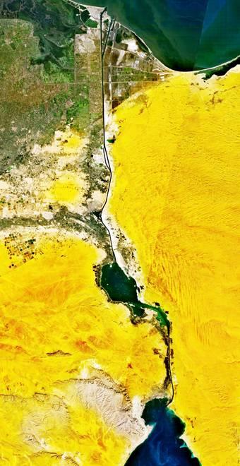 Suez Canal cruises